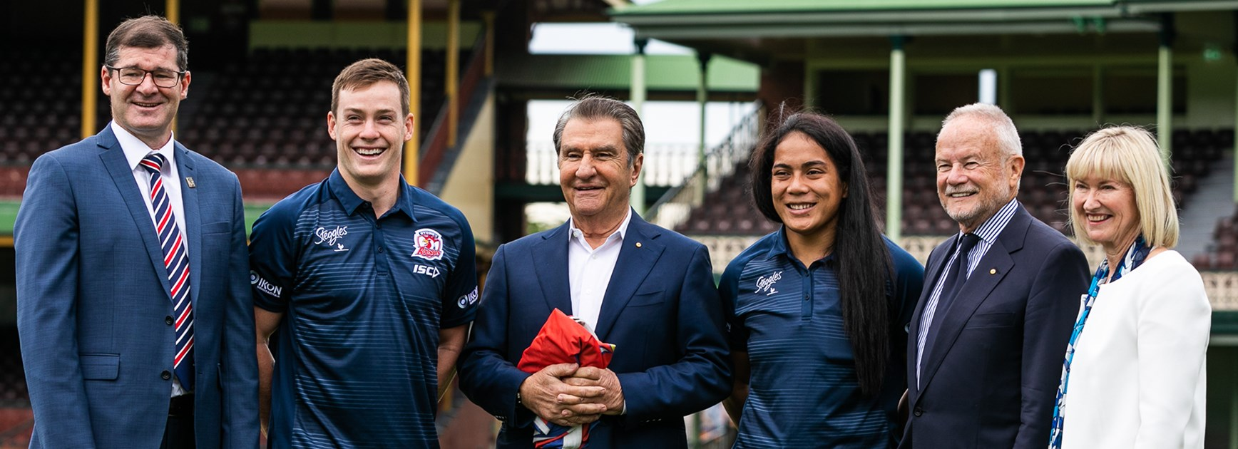 SCG Trust & Roosters Agree To 25-Year Partnership