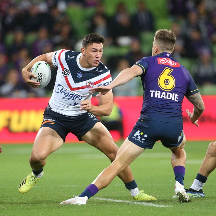 Gallant Roosters Downed in Melbourne