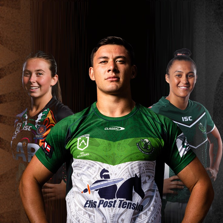 Roosters Representing in All Stars Clashes
