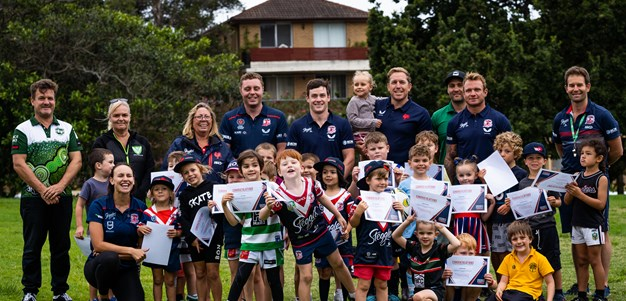 First Friendy's Footy Program A Resounding Success