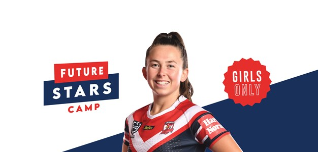 Roosters Future Stars Girls Camp Coming This April!