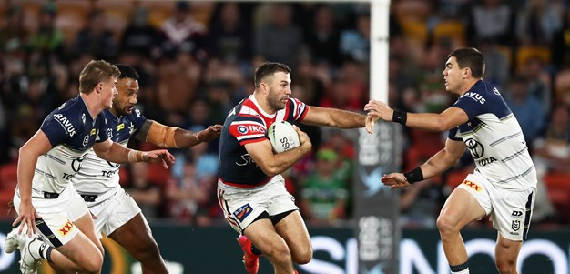 Tedesco Trick-Shots Hold Off Quick-Fire Cowboys