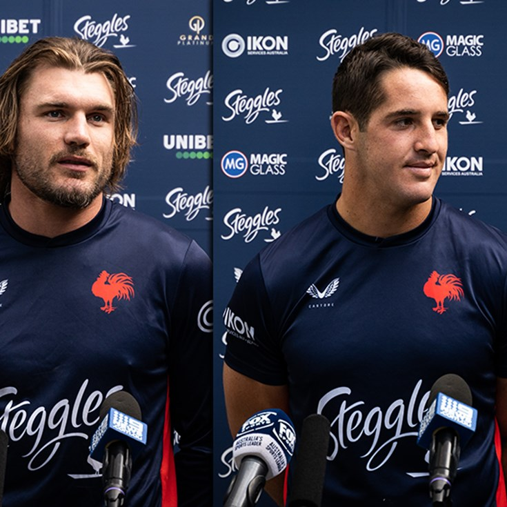 Roosters Ready for Round 1 as New Season Arrives