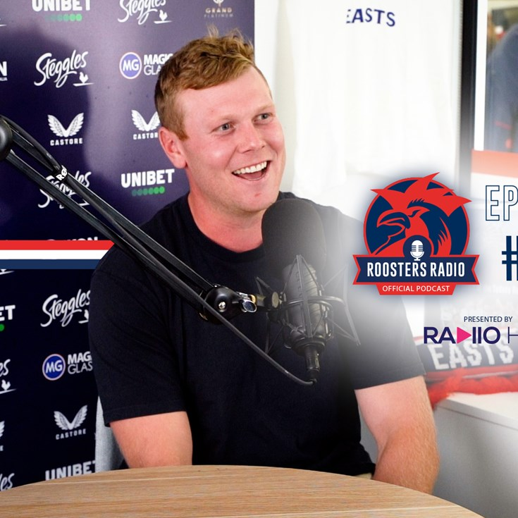 Roosters Radio Episode 93: Drew Hutchison