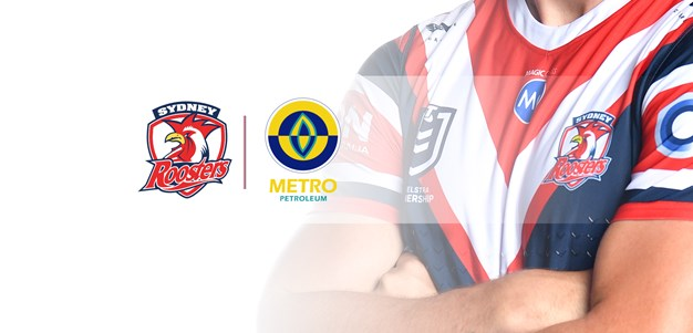 Metro Petroleum Presenting New Partnership with Sydney Roosters