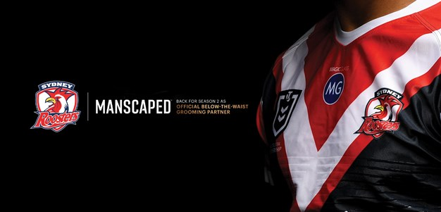 MANSCAPED Extends Partnership With Sydney Roosters