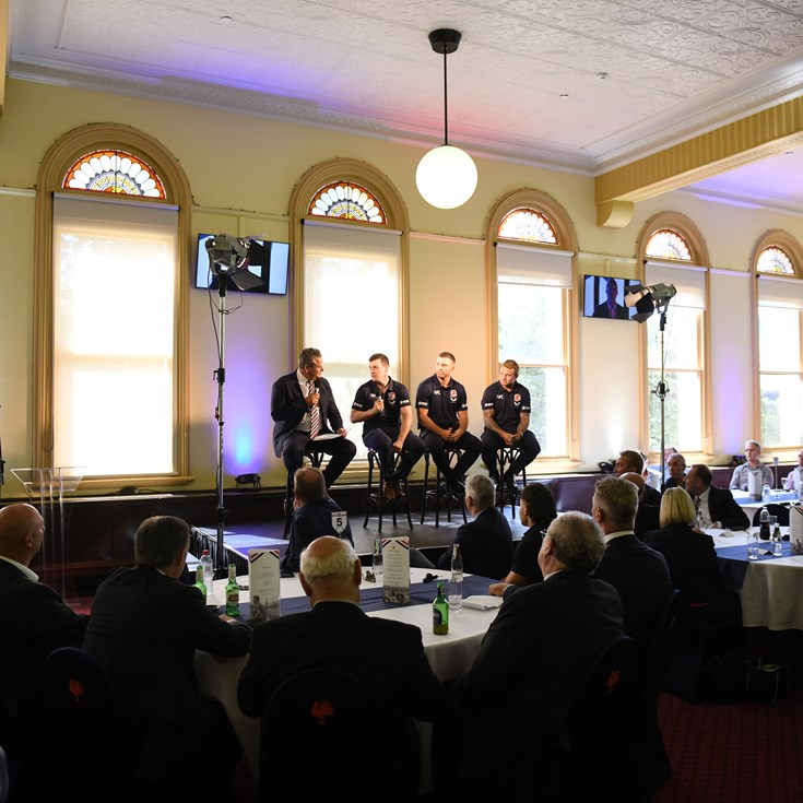 Roosters Launch Season in Style at SCG