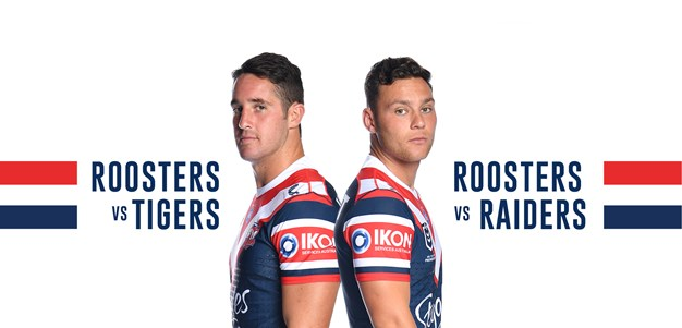Updates to Roosters 2021 Trials