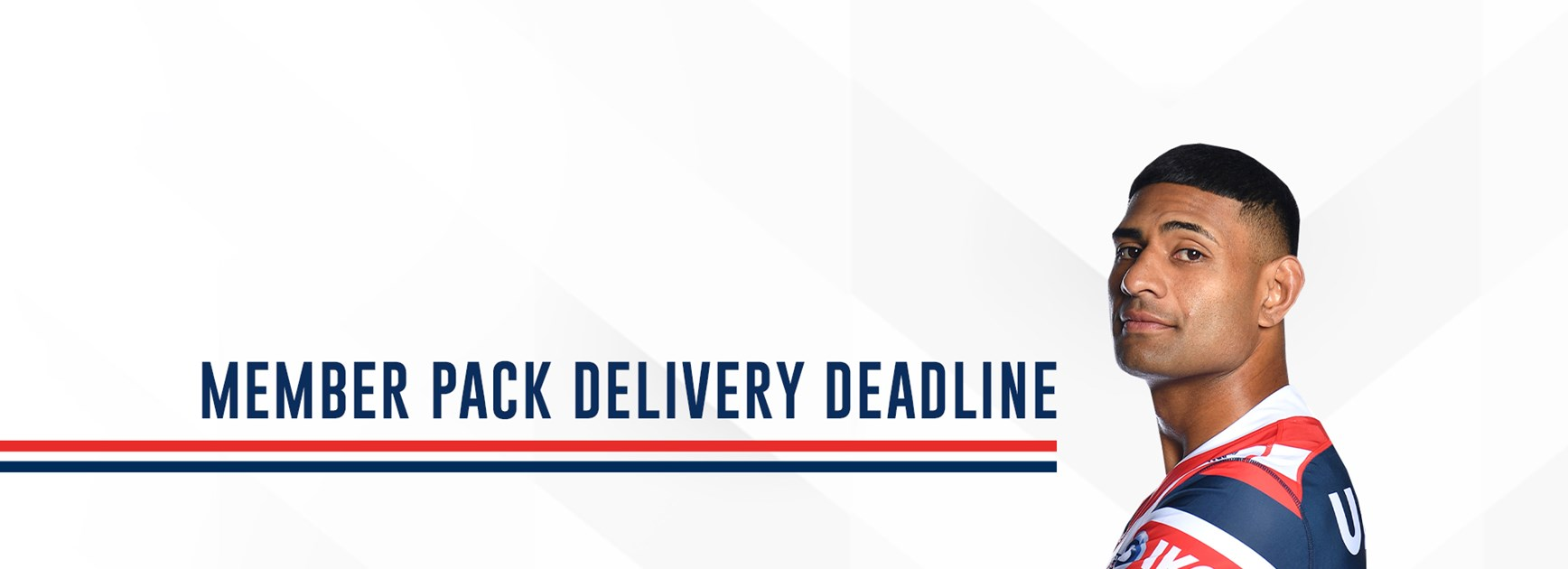 Roosters Member Pack Delivery Deadline coming soon!
