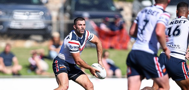 Roosters Resilient in Final Trial
