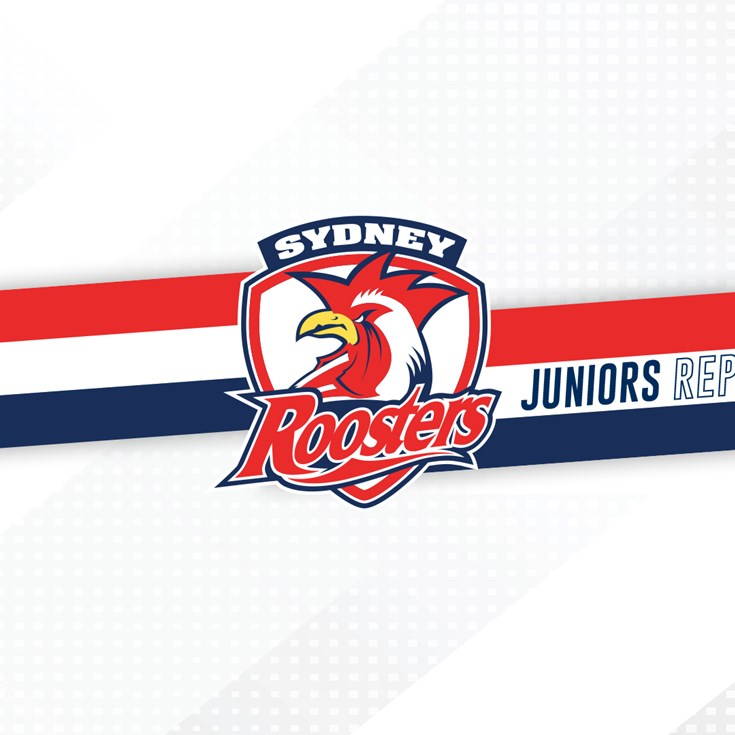 Juniors Report Round 5: Roosters Enjoy Perfect Round