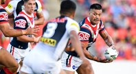 Roosters Tries v Panthers