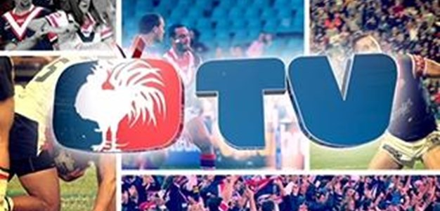 Roosters v Panthers (HIGHLIGHTS)