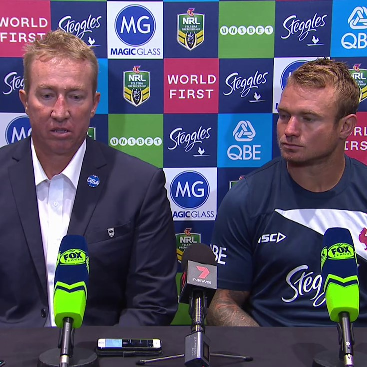 Press Conference | Round 3