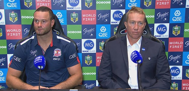 Press Conference | Round 6