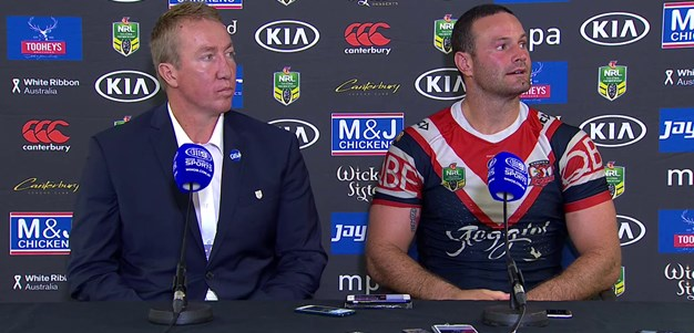 Press Conference | Round 7