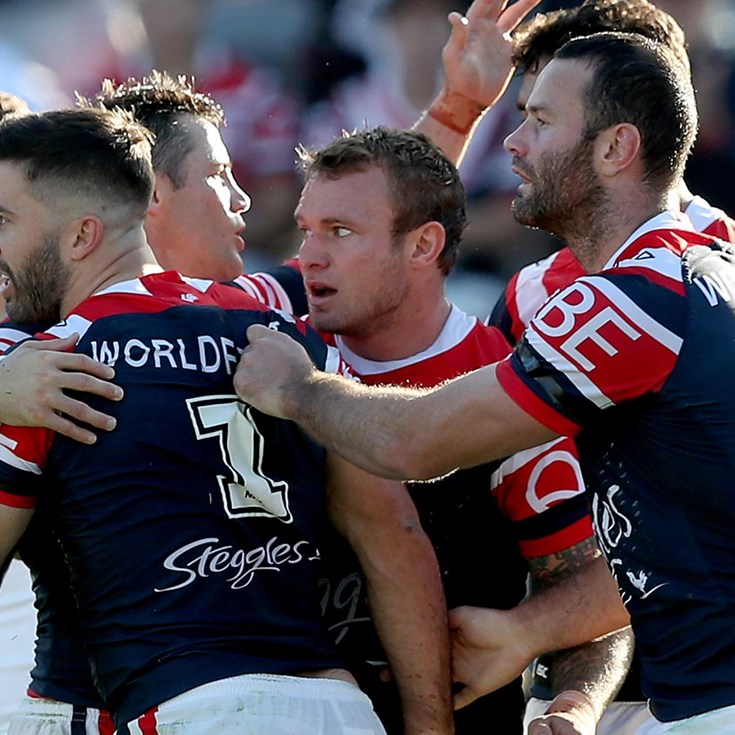 Match Highlights | Roosters v Titans