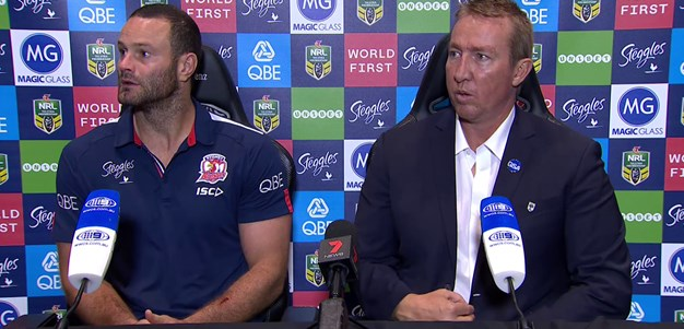 Press Conference | Round 15