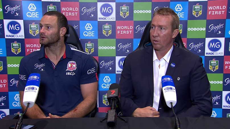 Roosters press conference - Round 15