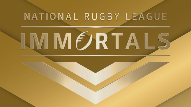 Immortals shortlist revealed