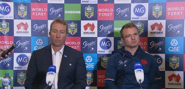 Press Conference | Round 16
