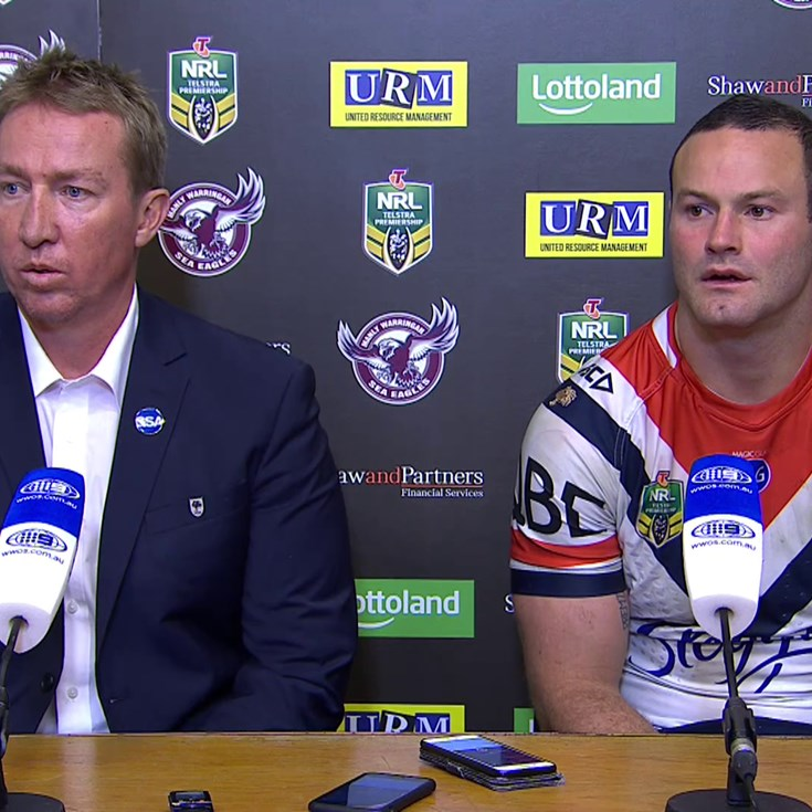 Press Conference | Round 19
