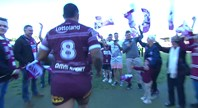 Full Match | Sea Eagles v Roosters