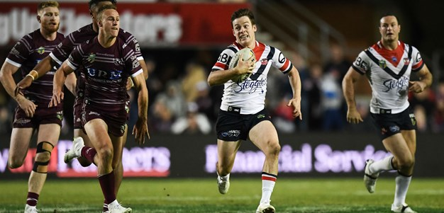 Extended Highlights | Sea Eagles v Roosters