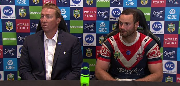 Press Conference | Round 21