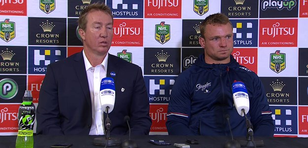 Press Conference | Rabbitohs v Roosters