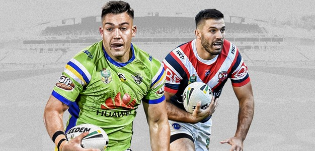 Raiders v Roosters | Round 23 Preview
