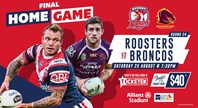 Our Final Home Clash v Broncos