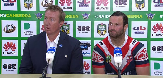 Press Conference | Raiders v Roosters