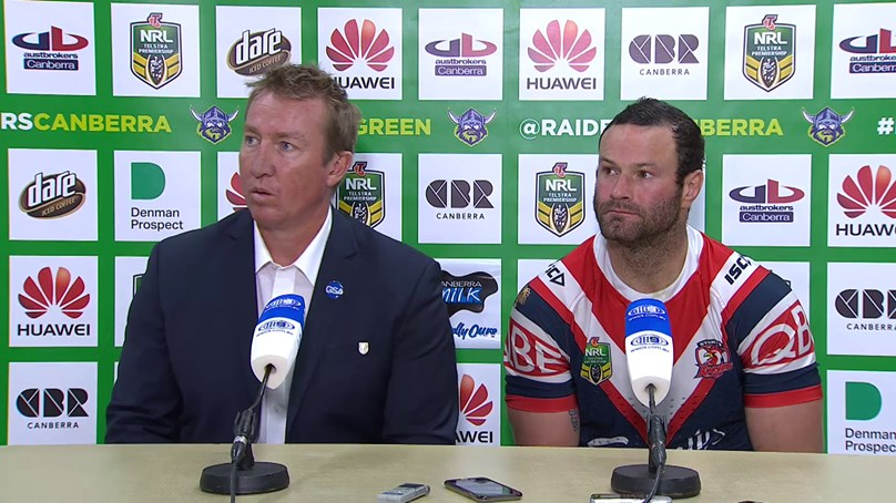 Roosters press conference: Round 23, 2018