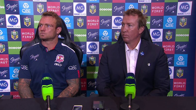 Roosters press conference – Round 24, 2018