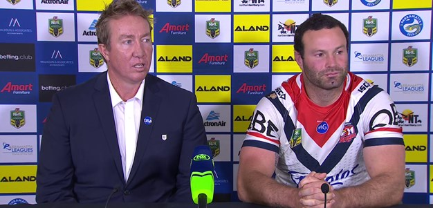 Press Conference | Round 25