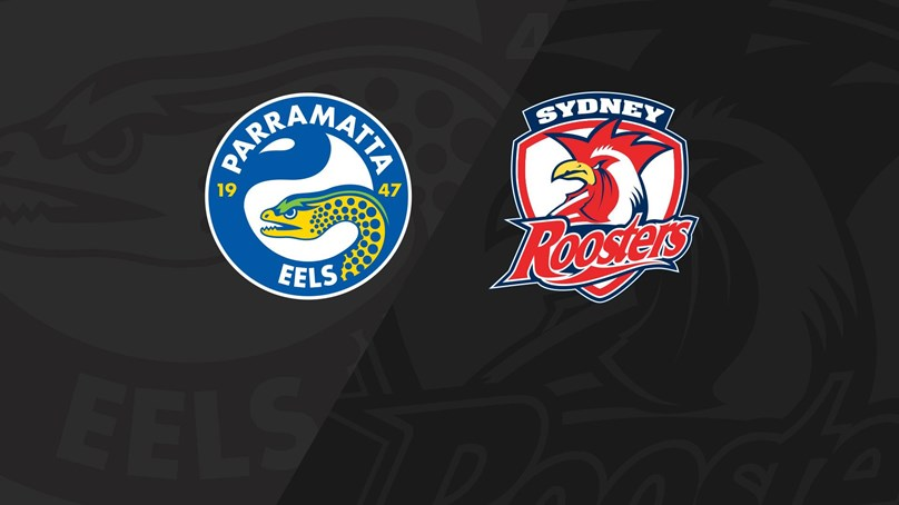 Full Match Replay: Eels v Roosters - Round 25, 2018