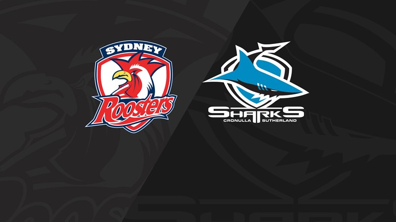 Extended Highlights | Roosters v Sharks