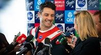 Media with Cooper Cronk | Grand Final