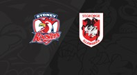 NRLW Full Match | Roosters v Dragons