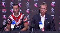 Press Conference | Roosters v Rabbitohs