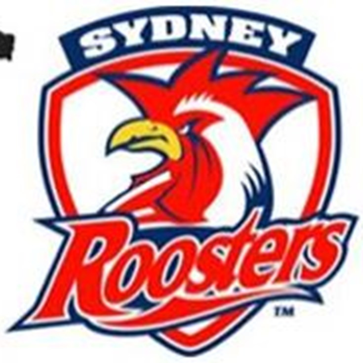 "Meet one of the Roosters new recruits Mark ""Piggy"" Riddell"