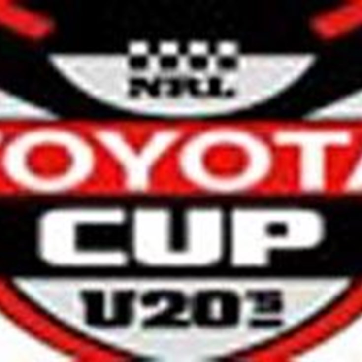 Who's in Toyota Cup edition