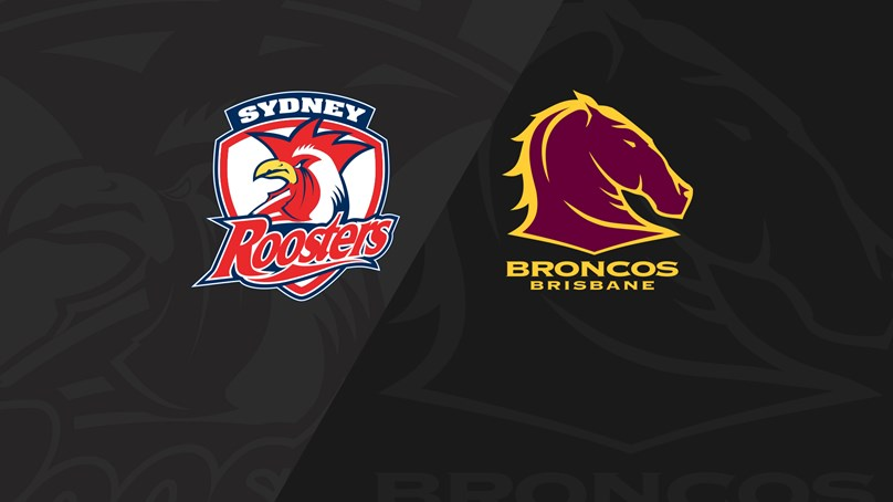 Full Match Replay: Roosters v Broncos - Round 4, 2019