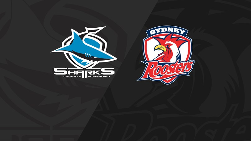 Full Match Replay: Sharks v Roosters - Round 5, 2019