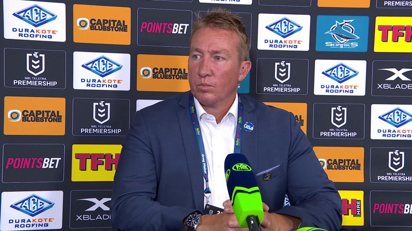 Press Conference | Round 5