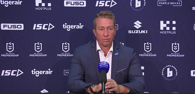 Press Conference | Storm v Roosters