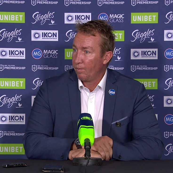 Press Conference | Round 8