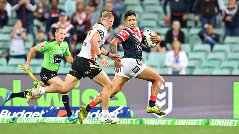 Extended Highlights | Roosters v Wests Tigers