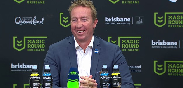 Press Conference | Round 9